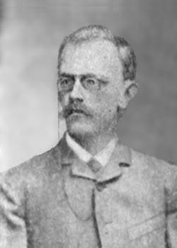 Давид Гильберт, 1886 г.