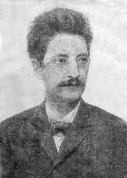 Адольф Гурвиц, экстраординарный профессор в Кёнигсберге
