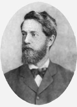 Феликс Клейн в период его жизни в Лейпциге
